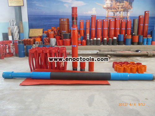 Cementing tools